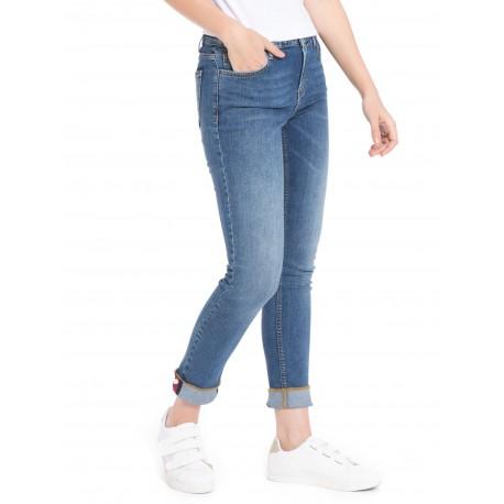 شلوار جین سایه خور زنانه