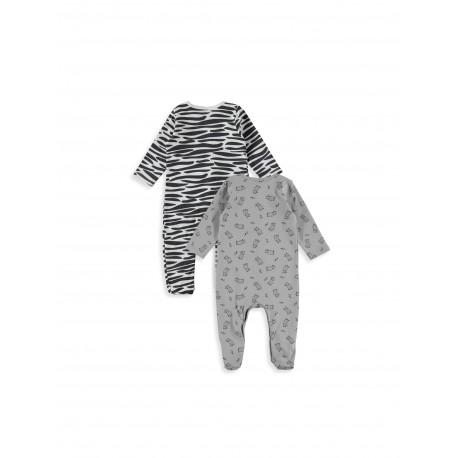 لباس سرهمی طرحدار پسرانه