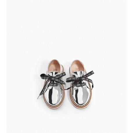 کفش براق دخترانه