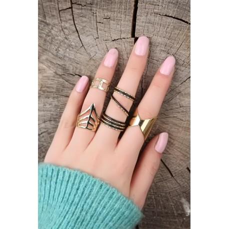 ست انگشتر جدید زنانه