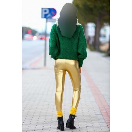 شلوار طلایی زنانه