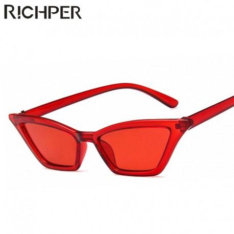 عینک قرمز زنانه