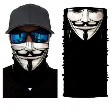 نقاب صورت جدید