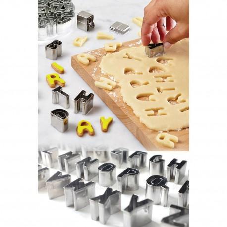 قالب حروف شیرینی پزی