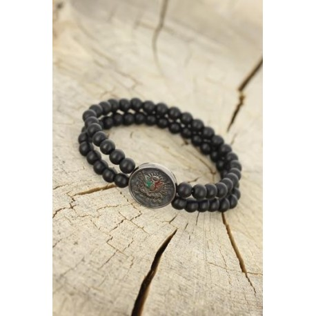 دستبند اسپرت سنگ طبیعی