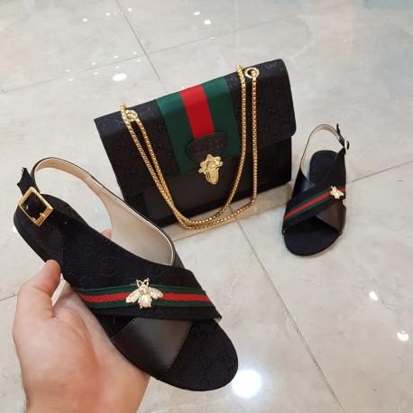 ست کیف و کفش زنانه شیک