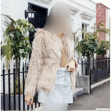 کت خز زنانه خاص