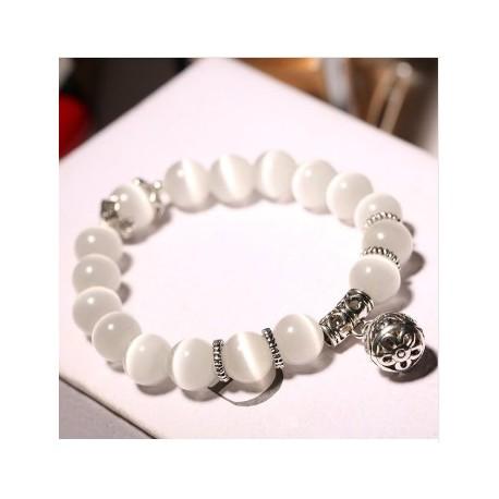 دستبند نقره ای زنانه