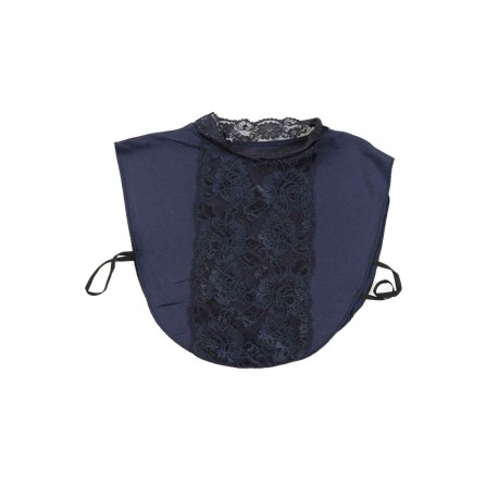 یقه حجاب کار شده زنانه