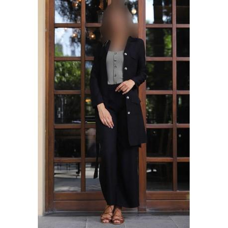 کت بلند زنانه