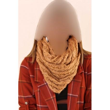 شال گردنی بافت زنانه