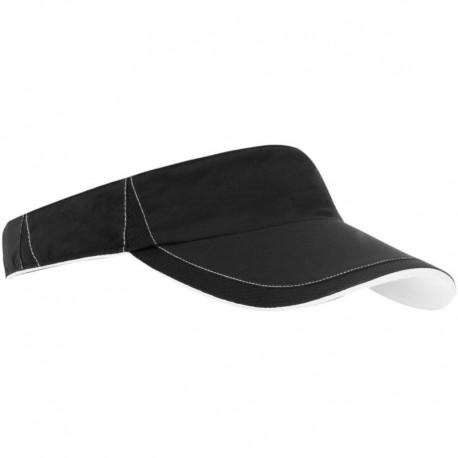کلاه نقاب دار مشکی زنانه