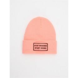 کلاه بافت دخترانه جدید