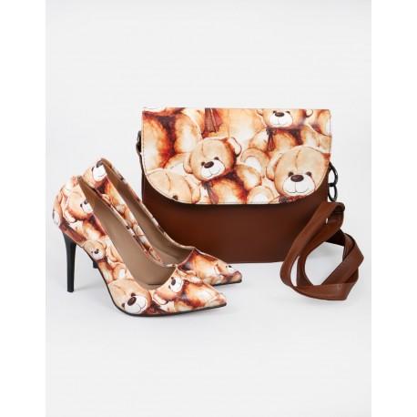 ست کیف و کفش جدید