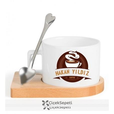 فنجان قهوه طرحدار