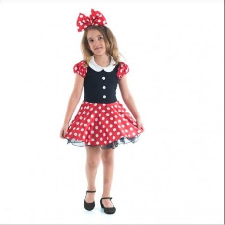لباس طرحدار دخترانه