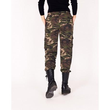 شلوار ارتشی زنانه