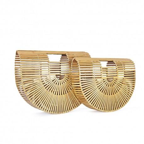 کیف چوب بامبو
