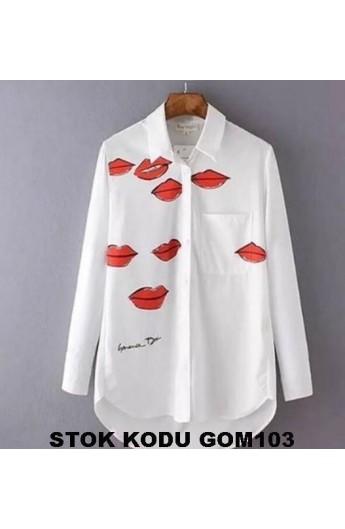 پیراهن کوتاه طرح دار زنانه