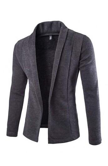 کت تک بدون دکمه مردانه