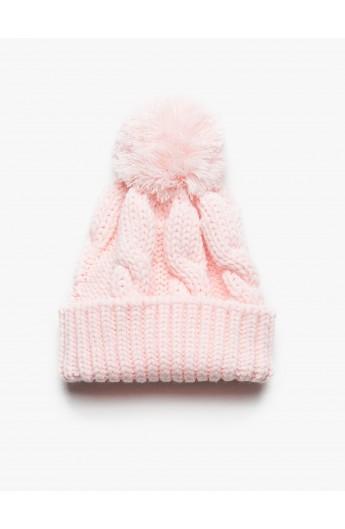 کلاه بافت طرحدار دخترانه