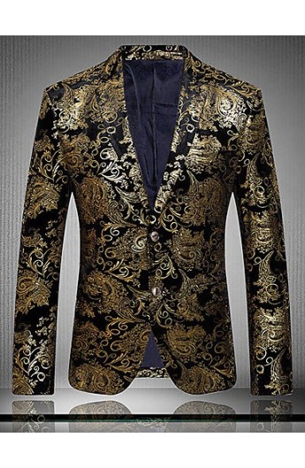کت طرح طلایی مردانه