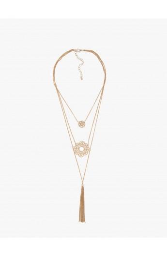 گردنبند زنجیره ای زنانه