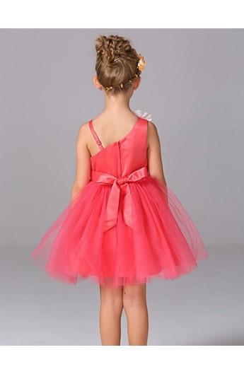 پیراهن گلدار دخترانه