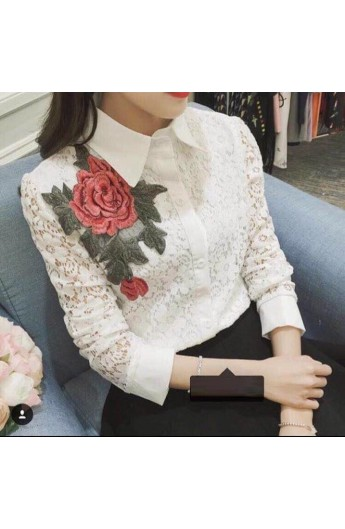 پیراهن گلدار زنانه