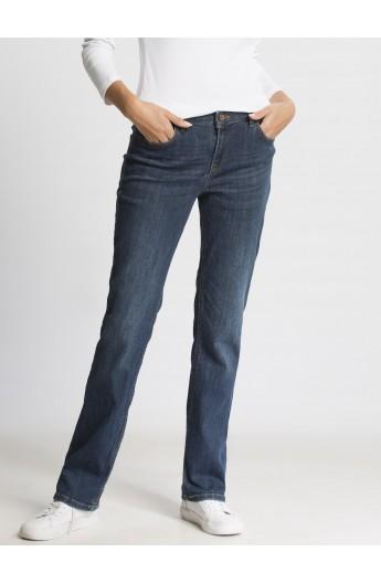 شلوار جین راسته و ساده زنانه