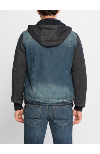 سویشرت جین مردانه