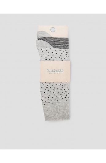 جوراب طرحدار مردانه