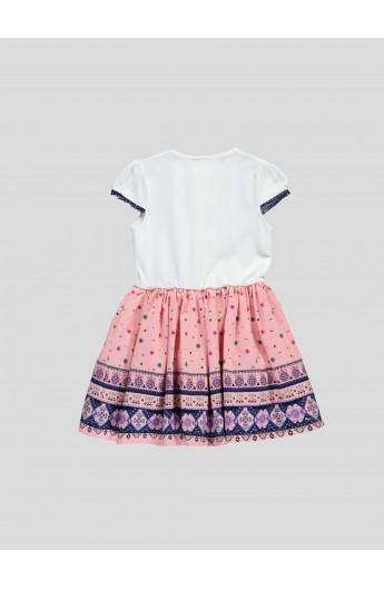 پیراهن پاپیونی دخترانه