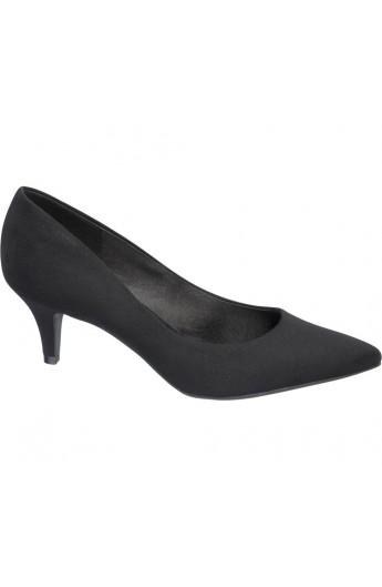 کفش ساده و پاشنه دار زنانه
