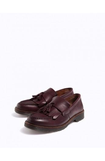 کفش کالج طرح دار مردانه