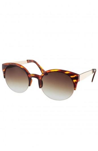 عینک آفتابی طرح دار زنانه