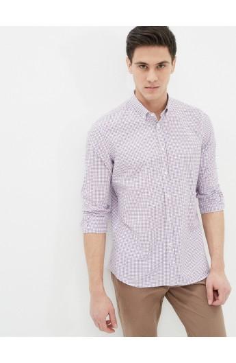 پیراهن چارخانه مردانه