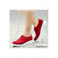 کفش زیپ دار زنانه