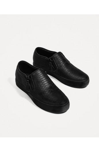 کفش زیپ دار مردانه