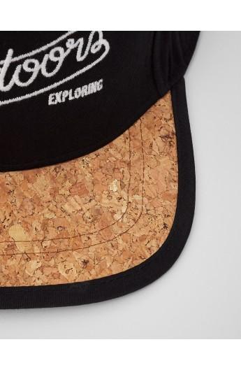کلاه طرح دار اسپرت مردانه