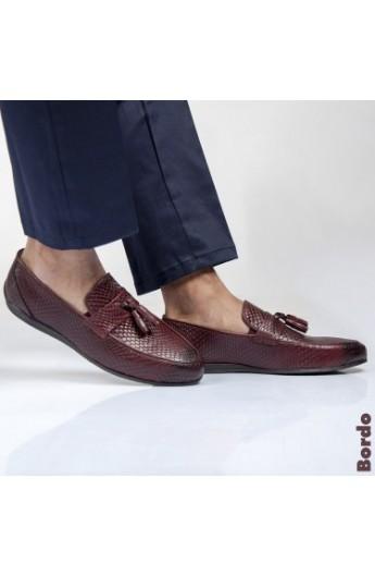 کفش طرح دار مردانه