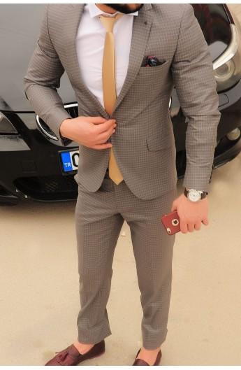 کت تک چهارخانه مردانه