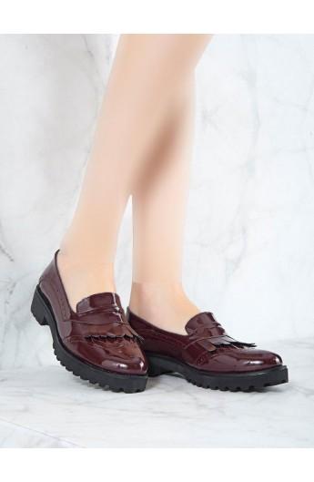 خرید اینترنتی لباس - خرید کفش و تخت زنانه - فروشگاه اینترنتی لباس ...کفش طرح دار زنانه