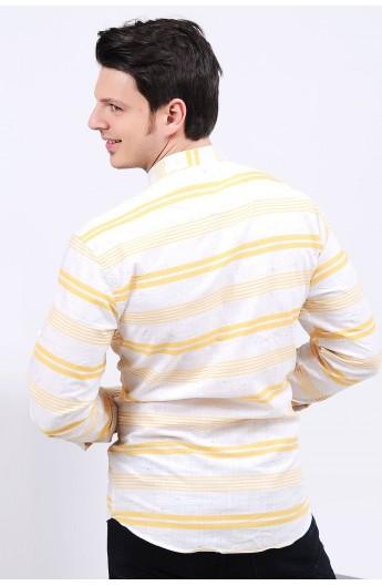 پیراهن سه دکمه مردانه