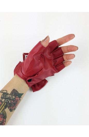 دستکش مدلدار زنانه