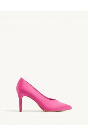 کفش پاشنه دار ساده زنانه
