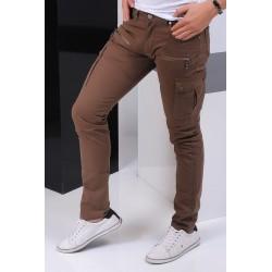 شلوار جیب دار اسپرت مردانه