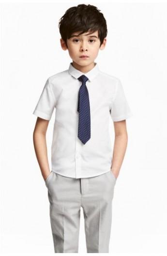 پیراهن کراوات دار پسرانه