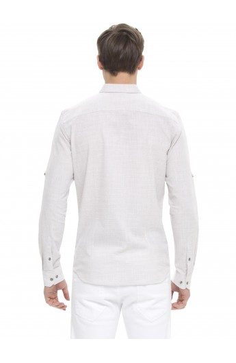 پیراهن نخی مردانه
