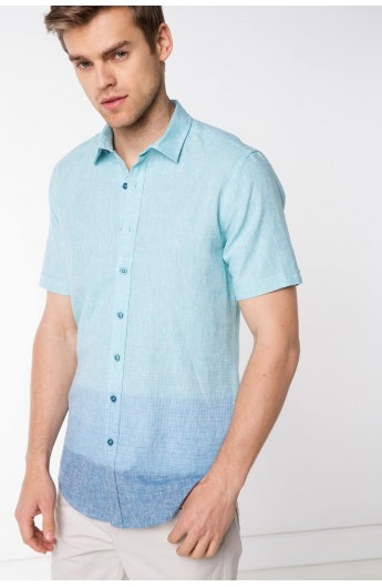 پیراهن استین کوتاه مردانه